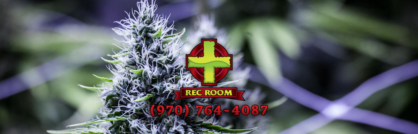 Durango Rec Room Marijuana Dispensary, Durango Colorado