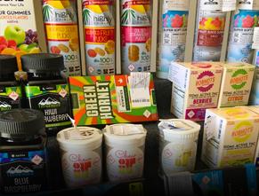 Edibles at Durango Rec Room Dispensary