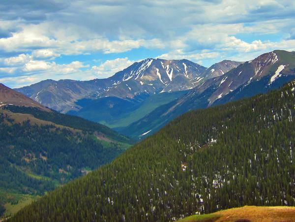Mountains Of Durango Colorado
